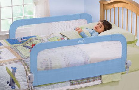 Pagar untuk Ranjang atau Tempat Tidur Anak