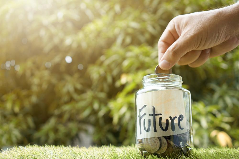 Investasi untuk masa depan