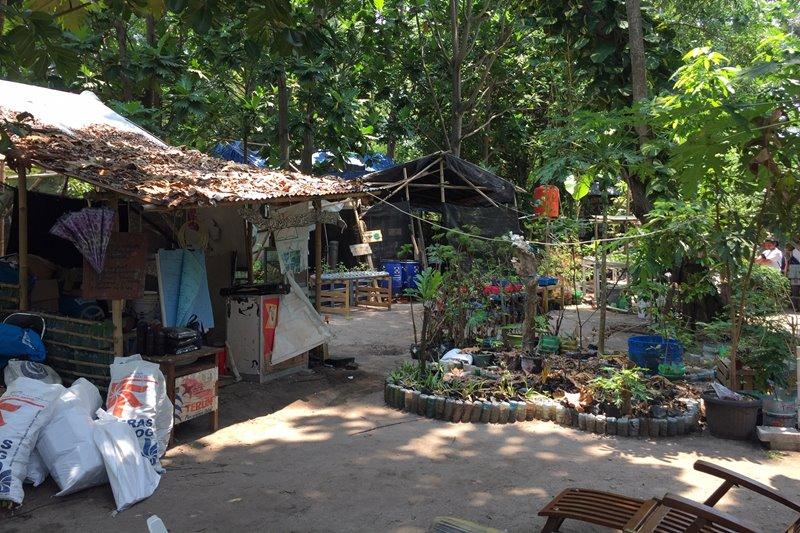 Bank Sampah di KBA Pulau Seribu