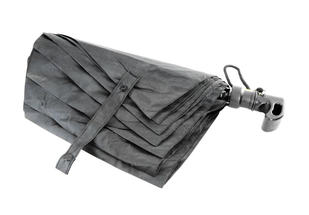 Lipatlah payung anda sesuai alur lipatannya