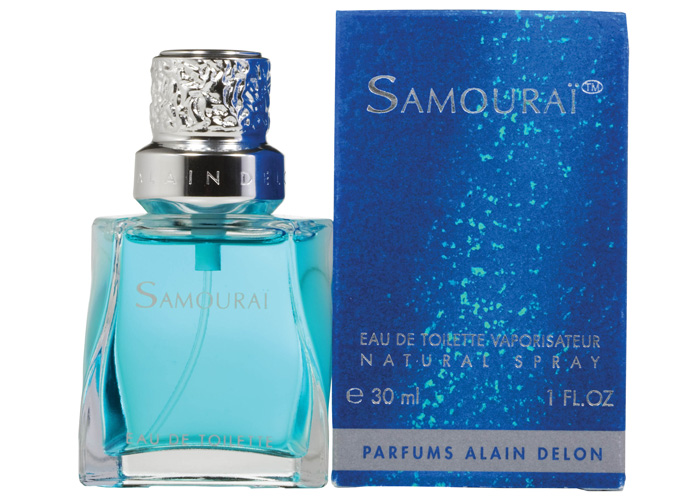 Parfum Alain Delon Samourai Eau de Toilette