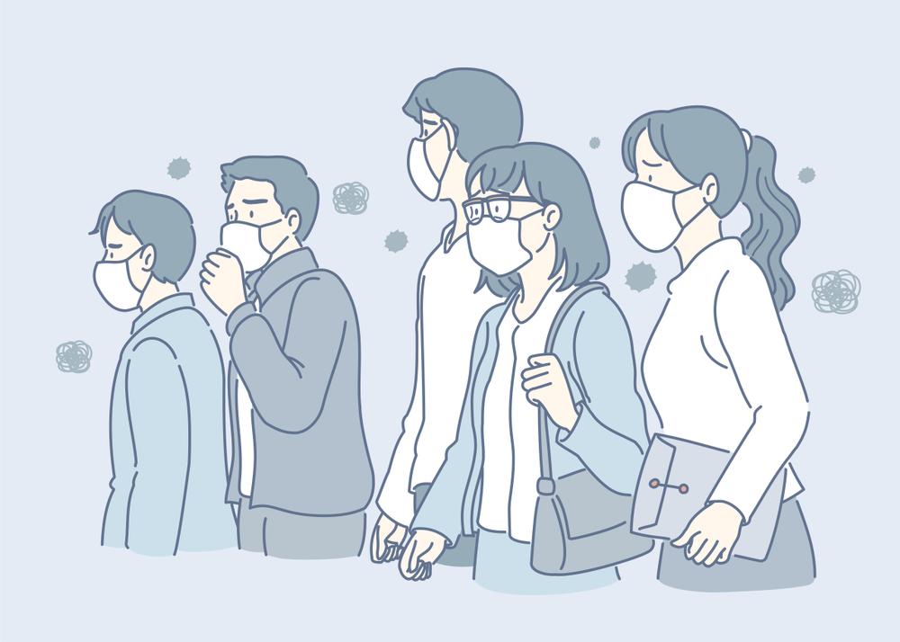 Gangguan Kesehatan Akibat Kabut Asap