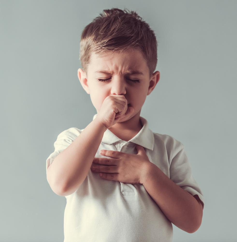 Gejala Difteri Pada Anak Yang Keempat Adalah Batuk dan Demam