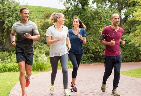Manfaat Olahraga untuk Hidup Sehat