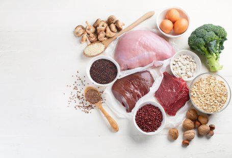 Kandungan Makanan Penambah Darah