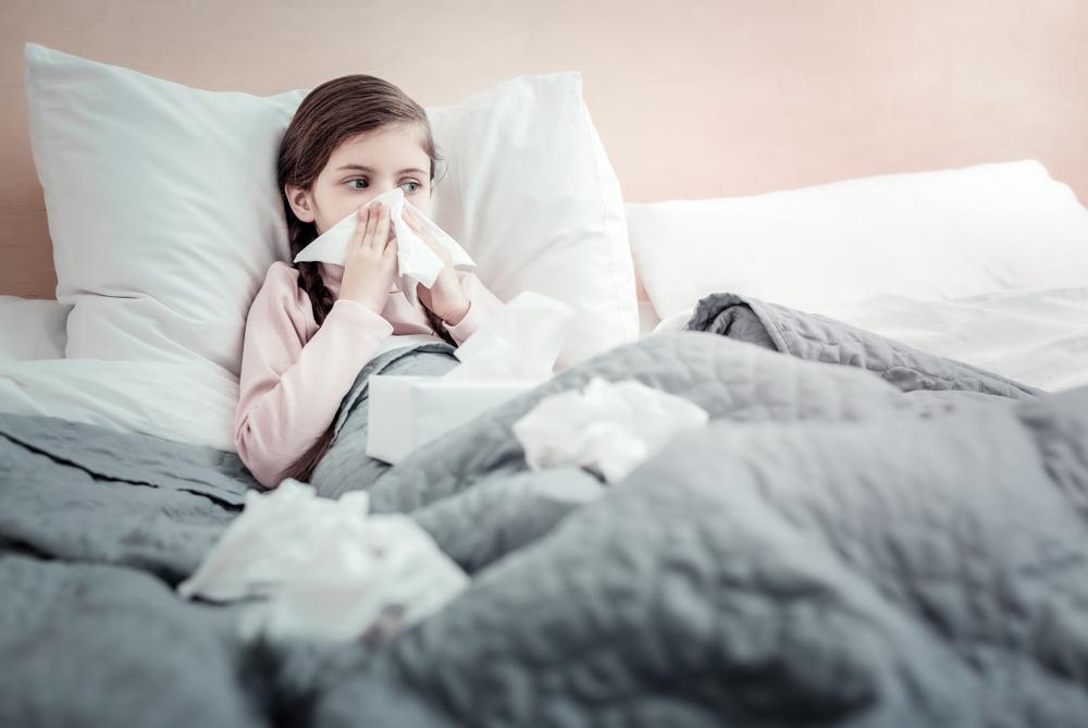 Mengenali Gejala Alergi Pernafasan pada Anak