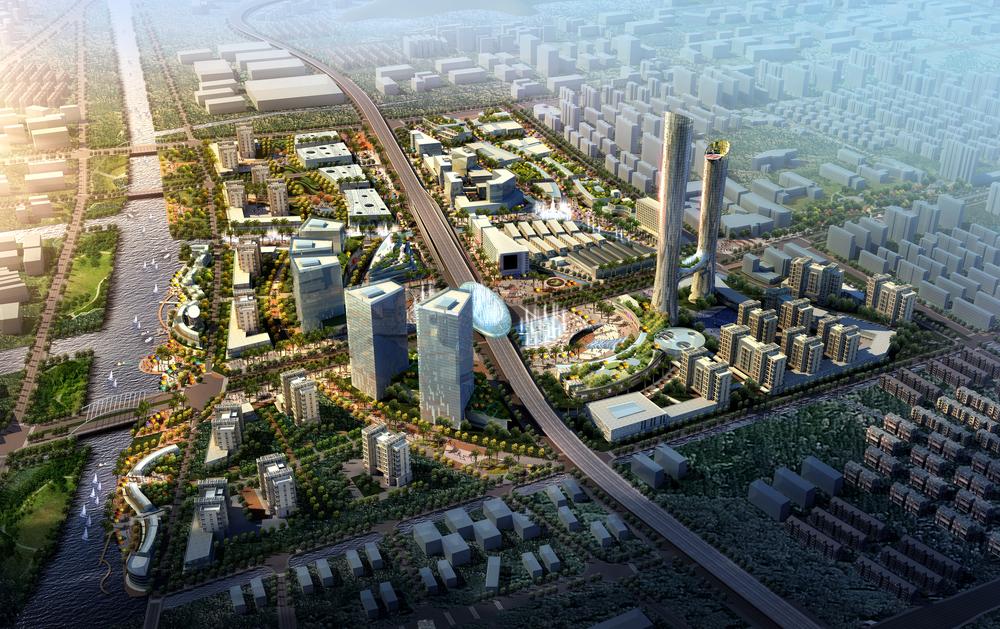 China Fortune Land Development Akan Garap Proyek Besar di Indonesia