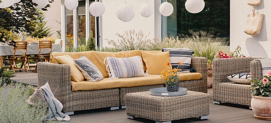 Inilah, 8 Kelebihan Furniture Rotan Dibanding Furniture Kayu